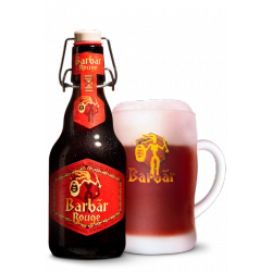 BARBAR ROUGE 33CL 8%
